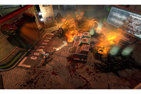 Shadowgrounds: Survivor - PC Game Download Free Full Version