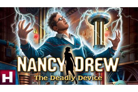 Nancy Drew: The Deadly Device Official Trailer | Nancy ...