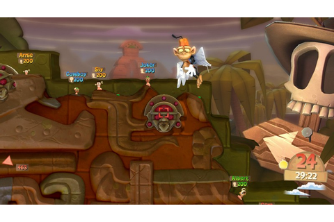 Worms Clan Wars (PC) Review – ZTGD