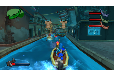 Sly 3: Honor Among Thieves Screenshots for PlayStation 3 ...