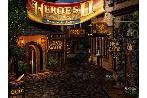Heroes of Might and Magic 2 The Succession Wars Download ...