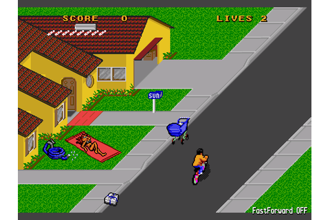 Paperboy 2 Download Game | GameFabrique