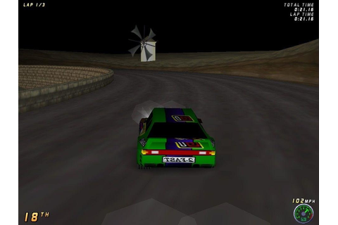 Boss Rally (1999) - PC Review and Full Download | Old PC ...