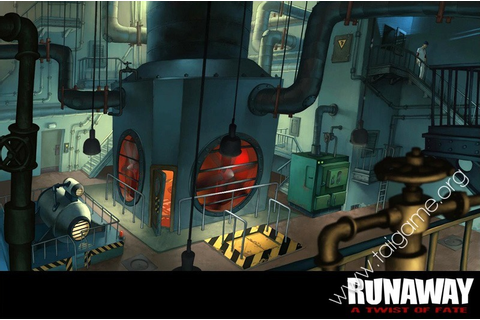 Runaway 3: A Twist of Fate - Tai game | Download game ...