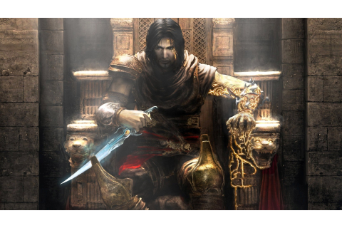 Prince of persia the two thrones daggers games wallpaper ...