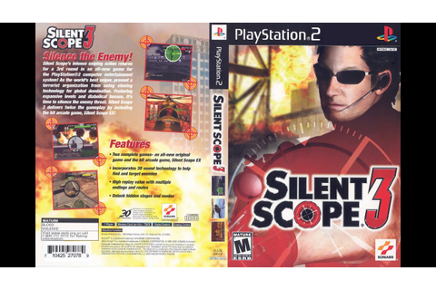 [PS2] Silent Scope Gameplay [PCSX2][1080p] HD - YouTube