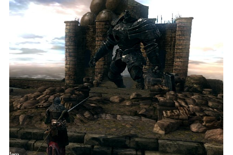 Random Video Game Lists: Top 10 Bosses from Dark Souls