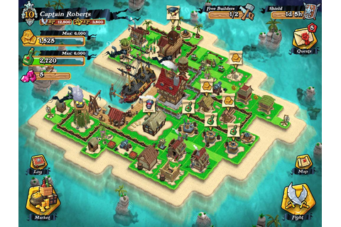 Games Like Boom Beach | 12 Must Play Similar Games ...