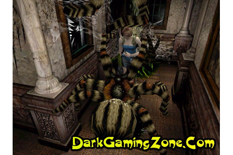 Resident Evil 1 Game - Free Download Full Version For PC