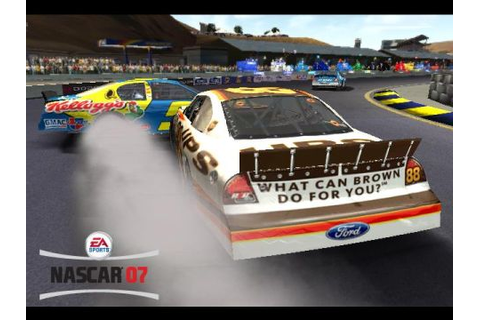 NASCAR 07 review | GamesRadar+