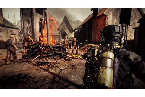 UMBRELLA CORPS 2nd Trailer - YouTube