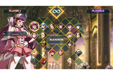 SNK HEROINES Tag Team Frenzy - Download Free Full Games ...