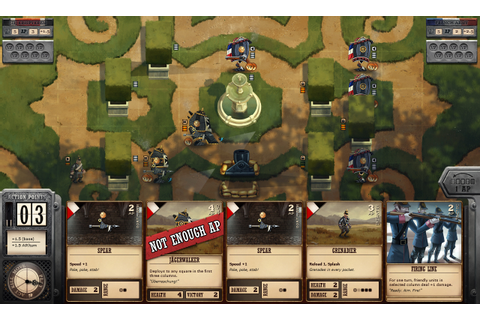 Ironclad Tactics (PS4 / PlayStation 4) Game Profile | News ...
