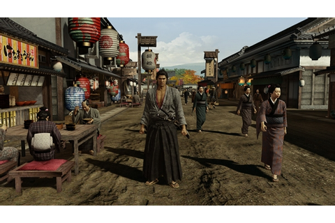 Yakuza: Ishin's PlayStation 4 features detailed - Gematsu