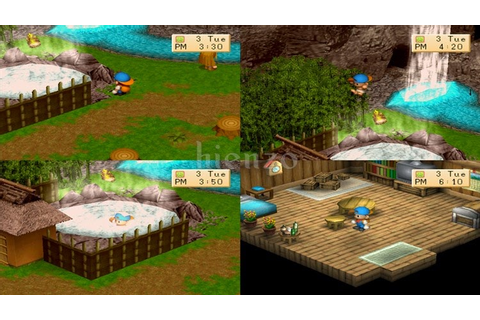 Harvest Moon: Back To Nature Indonesia (PC) | Fully PC ...