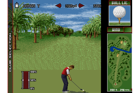 Nick Faldo's Championship Golf - The Company - Classic ...