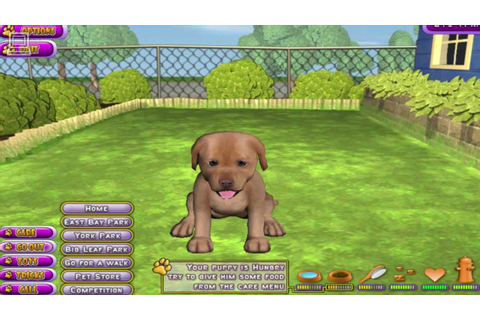 Puppy Luv : A New Breed Gameplay - YouTube