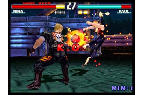 Tekken 3 Game Free Download – PC Games Host