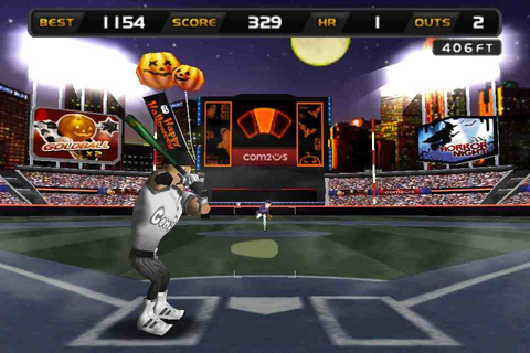 Homerun Battle 3D Gets a Halloween Update | iSource