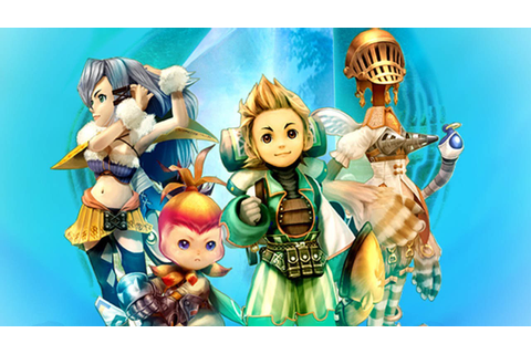 CGRundertow FINAL FANTASY CRYSTAL CHRONICLES MULTIPLAYER ...
