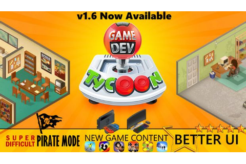 Game Dev Tycoon v1.6.11 Torrent « Games Torrent