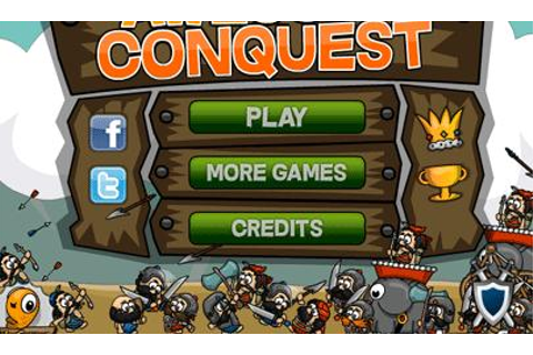 Awesome Conquest - Il Gioco