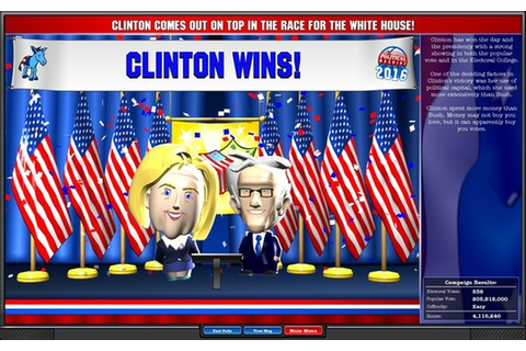 Buy The Political Machine 2016 Steam PC - CD Key - Instant ...