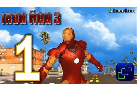 IRON MAN 3: The Official Game Android Walkthrough ...