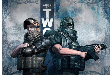 HQ Wallpapers: Army of Two Wallpapers