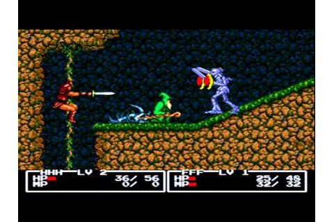 CADASH Megadrive / Genesis Gameplay (2 Player) - YouTube