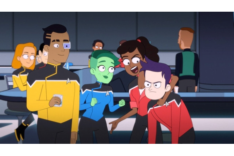 Star Trek: Lower Decks Review: Animated Comedy Finds the ...