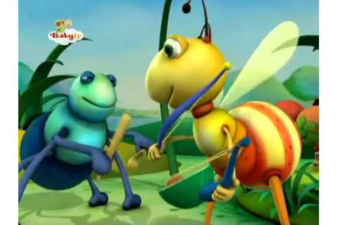 Big Bugs Band BabyTV - YouTube