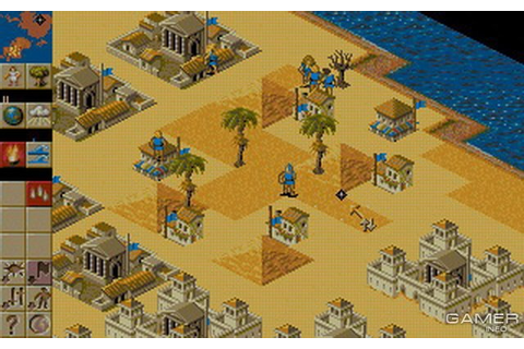 Populous II: Trials of the Olympian Gods (1991 video game)