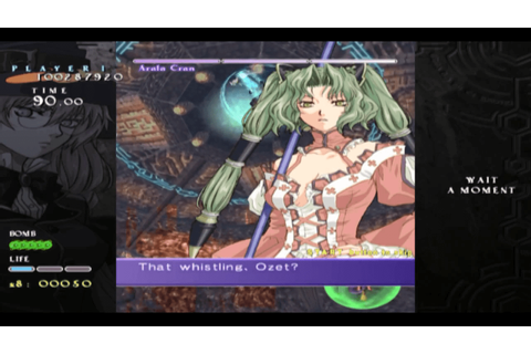 Castle Shikigami II: War of the Worlds (Europe) PS2 ISO ...