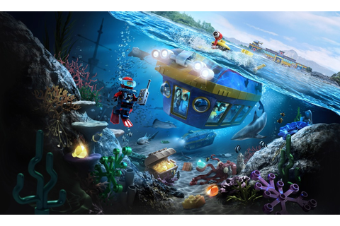 Legoland announces new ride and 3D/4D film for 2018 ...