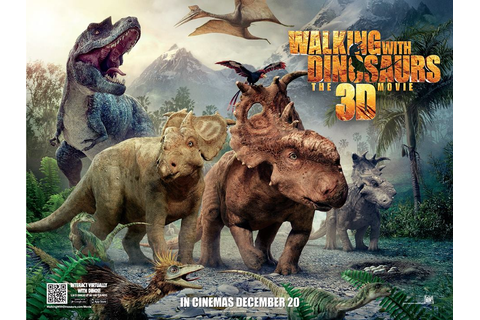 Walking with Dinosaurs 3D Review - HeyUGuys