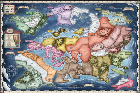 Z-Man Games Previews History of the World – Tabletop ...