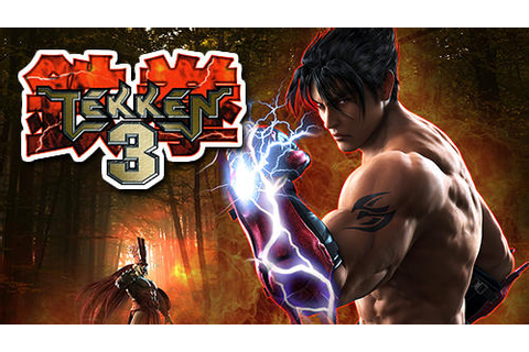 Tekken 3 PC Game Setup Free Download