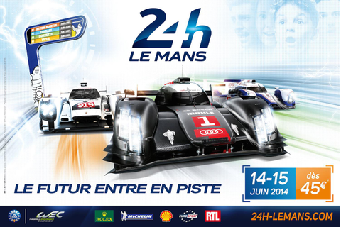 Three reasons to watch 24 Hours of Le Mans 2014 | Digital ...
