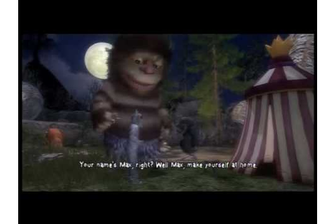 WHERE the WILD THINGS ARE Game Play - YouTube