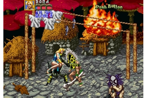 Golden Axe: The Revenge of Death Adder (Game) | GamerClick.it