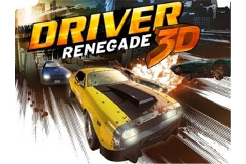 Nay's Game Reviews: Game Review: Driver Renegade 3D