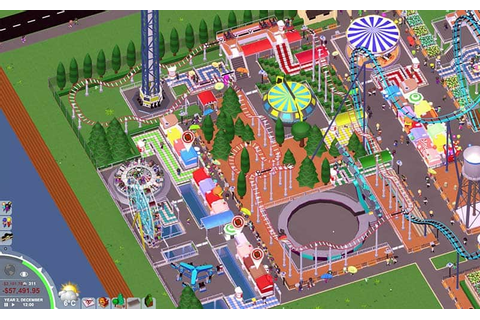 Parkitect: The Perfect Example of How Early Access Should ...