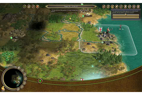 Game Play Video – Running Civilization IV: Colonization ...
