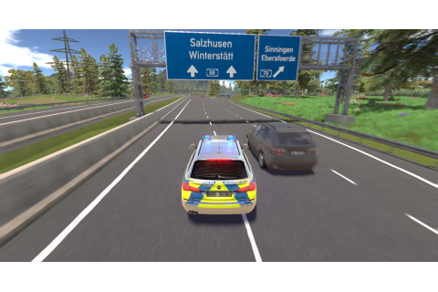 Autobahn Police Simulator 2 v1.0.16 torrent download - CODEX