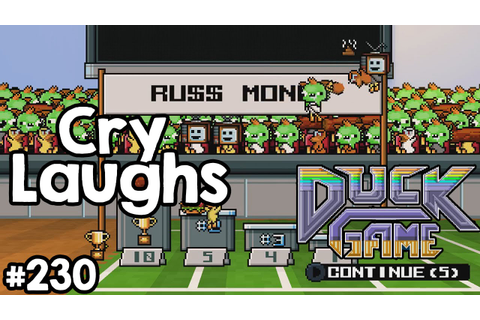 MORE QUACKS | Duck Game - YouTube
