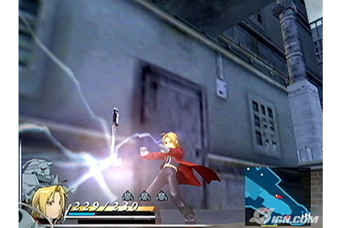 Fullmetal Alchemist and the Broken Angel Screenshots ...