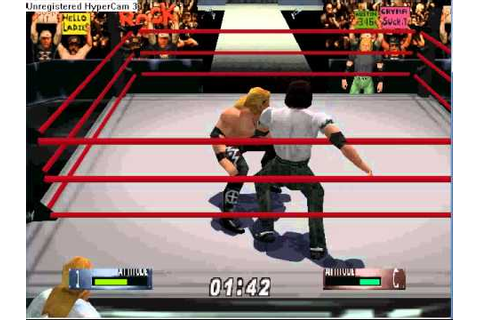 WWF Wrestlemania 2000 N64 Gameplay Edge Vs Matt Hardy ...