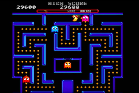 Sorry to burst your bubble, but Microsoft's 'Ms Pac-Man ...