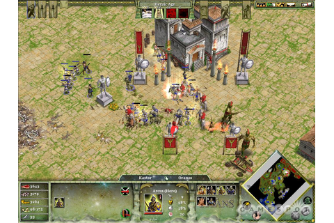 Age of Mythology The Titans Game - Free Download Full ...